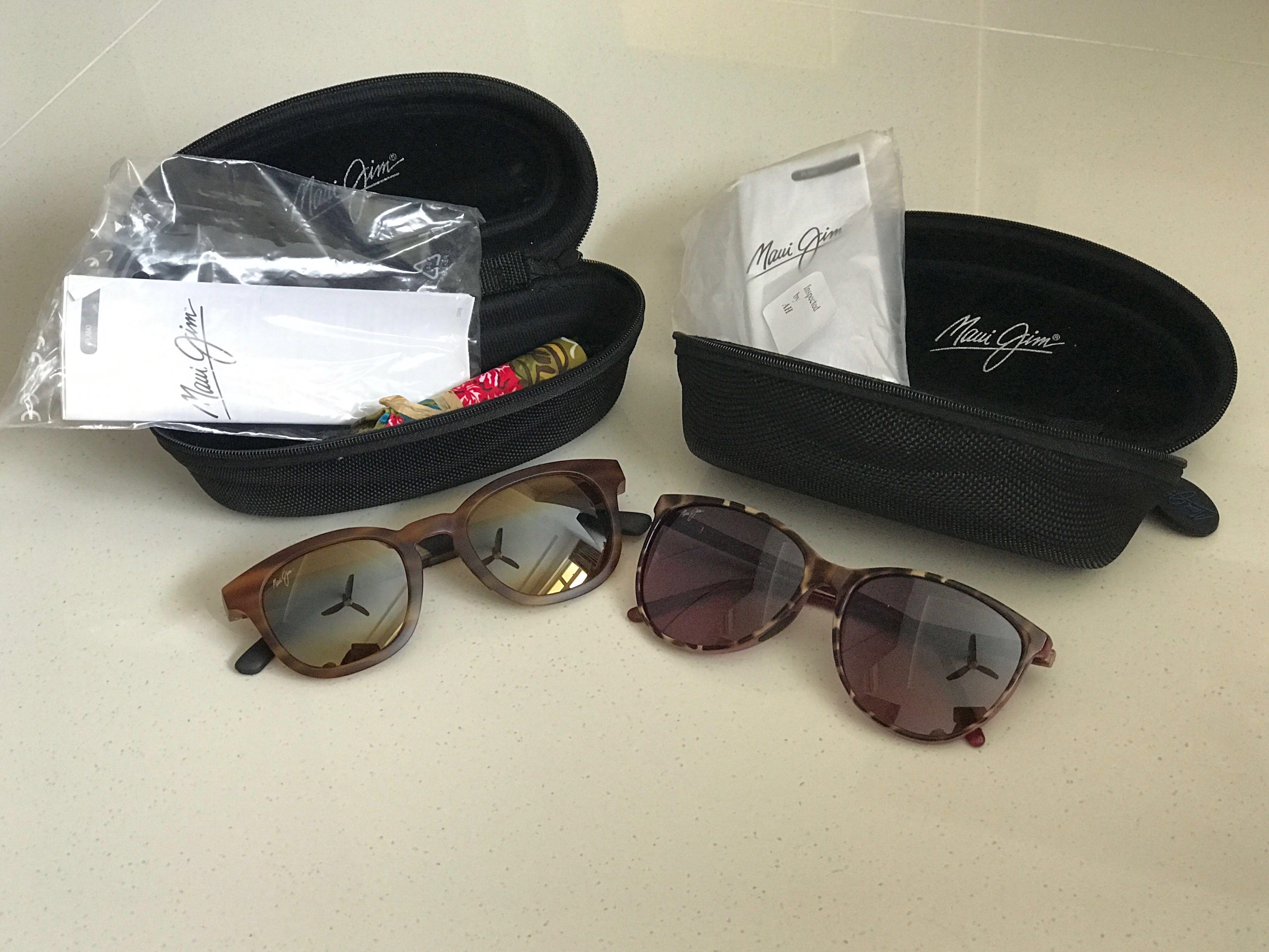 b788adeb26c8 Maui Jim sunglasses, Women's Fashion, Accessories, Eyewear ...