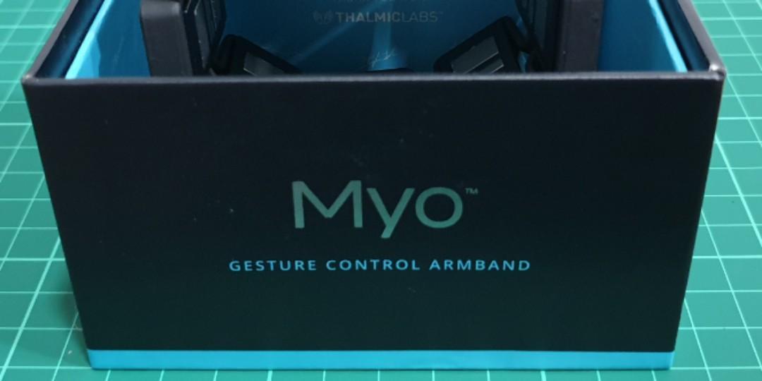 MYO by Thalmic Labs