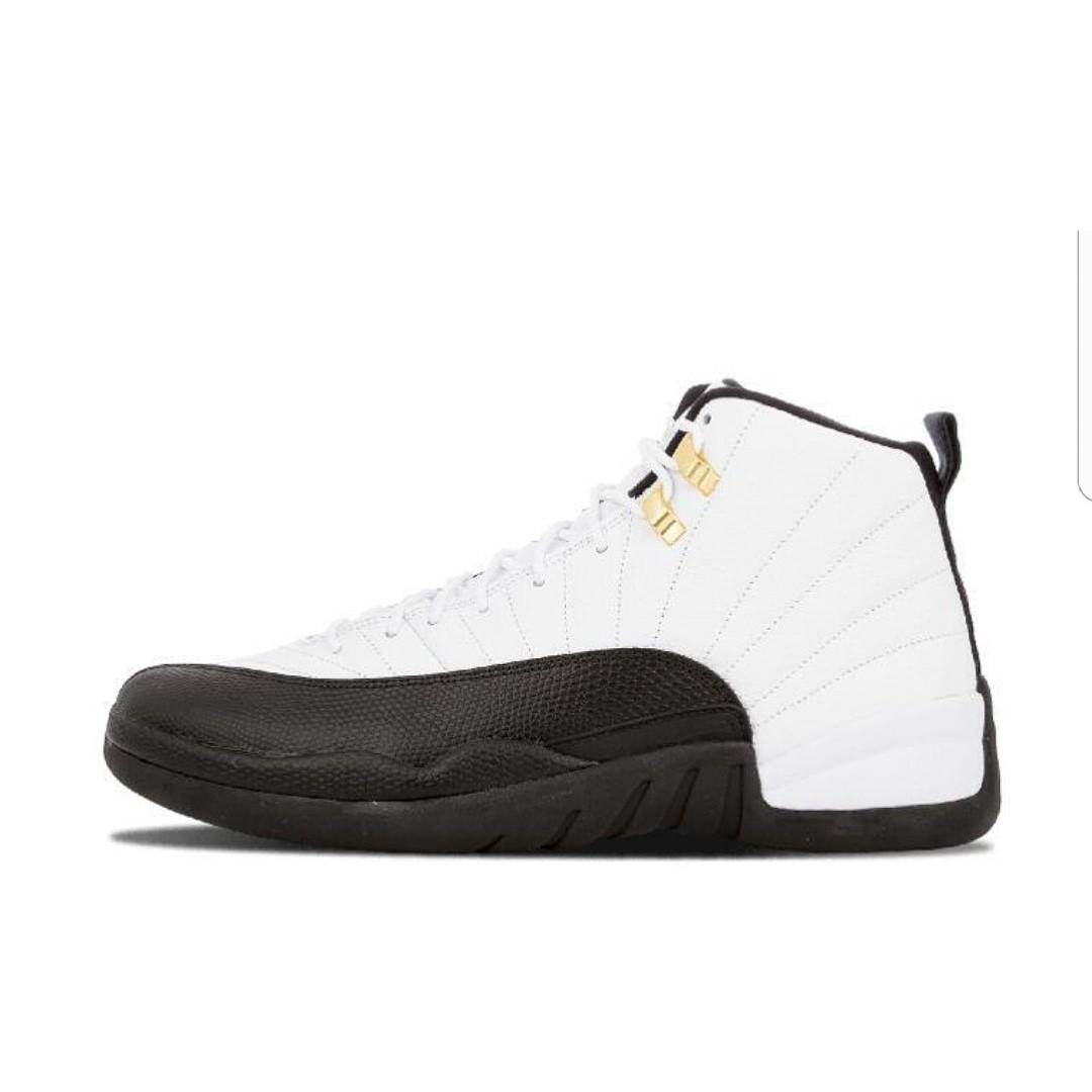 new concept b2ce1 2adbf Nike Shoes Air Jordan 12 Retro Taxi 2013 Release