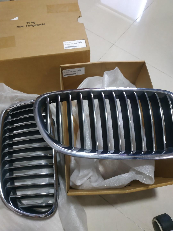 990dd4000fc8 Original BMW F10 2012 5Series Kidney Front Grille Grill