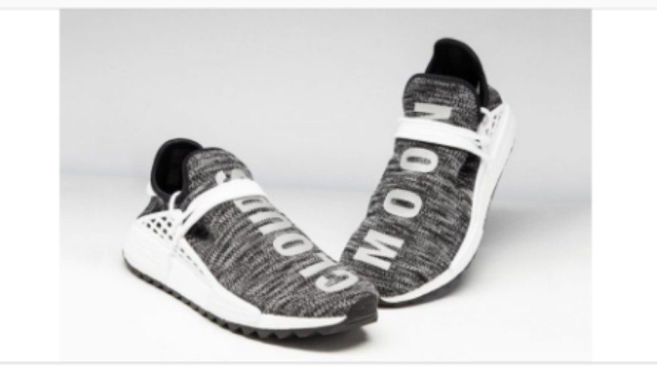 d73468e09 Pharrell Williams HU NMD TR Boost Moon Clouds  Human Race