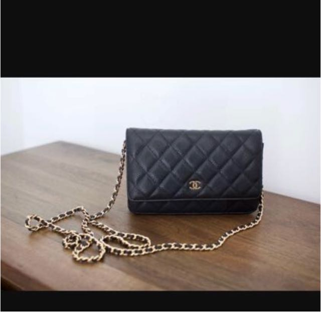 120adcbf255652 Preloved Chanel WoC, Women's Fashion, Bags & Wallets on Carousell