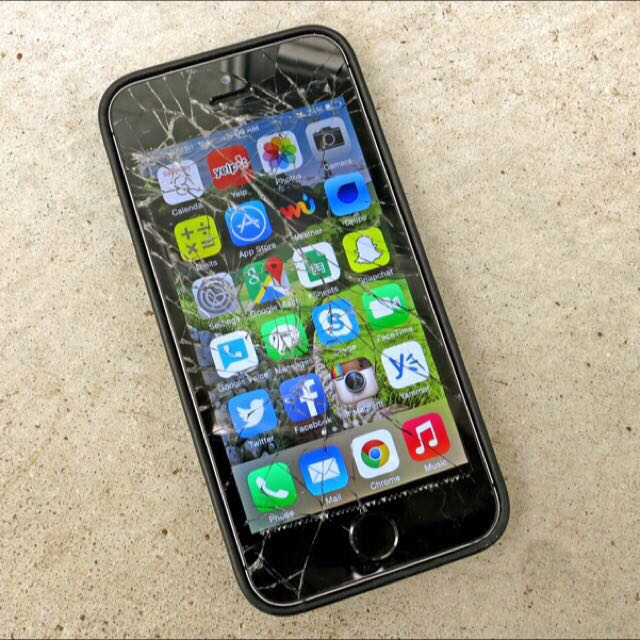 Promo! IPhone Crack Screen Repair!, Mobile Phones & Tablets, Others