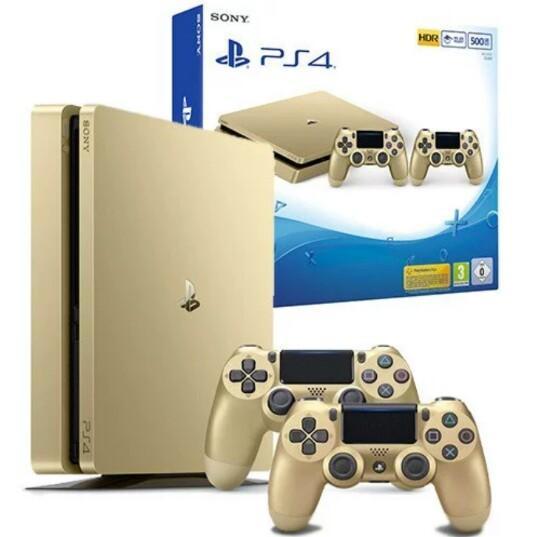 [READY STOK] PROMO PS4 SLIM CFW 500GB + 2 STIK CONTROLLER