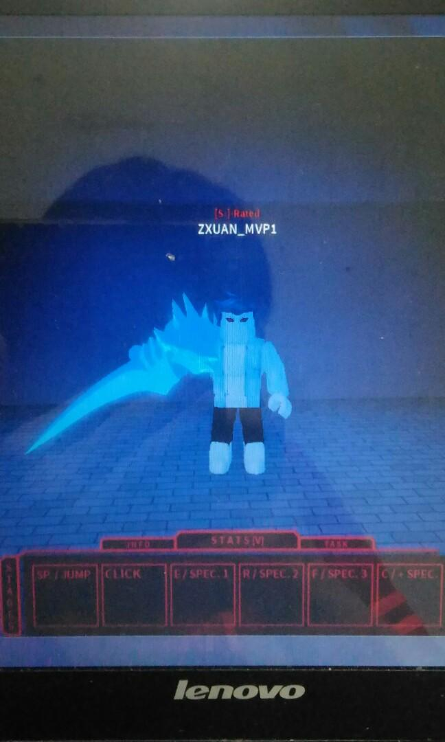 Roblox Ro Ghoul Account Toys Games Video Gaming Video Games On Carousell