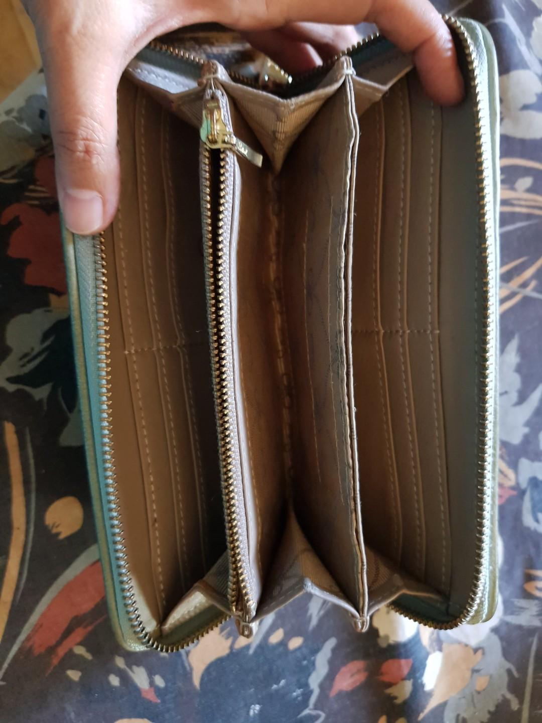 Salad long wallet
