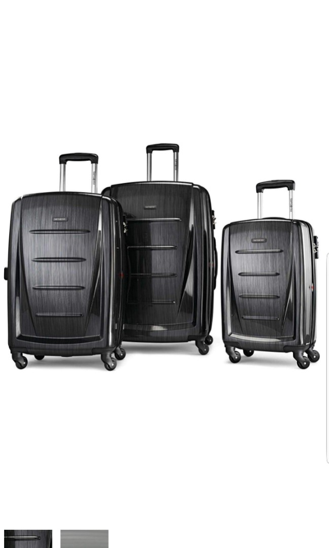 7e61ad488 Samsonite Winfield 2 Fashion Hardside 3 Piece Set 20