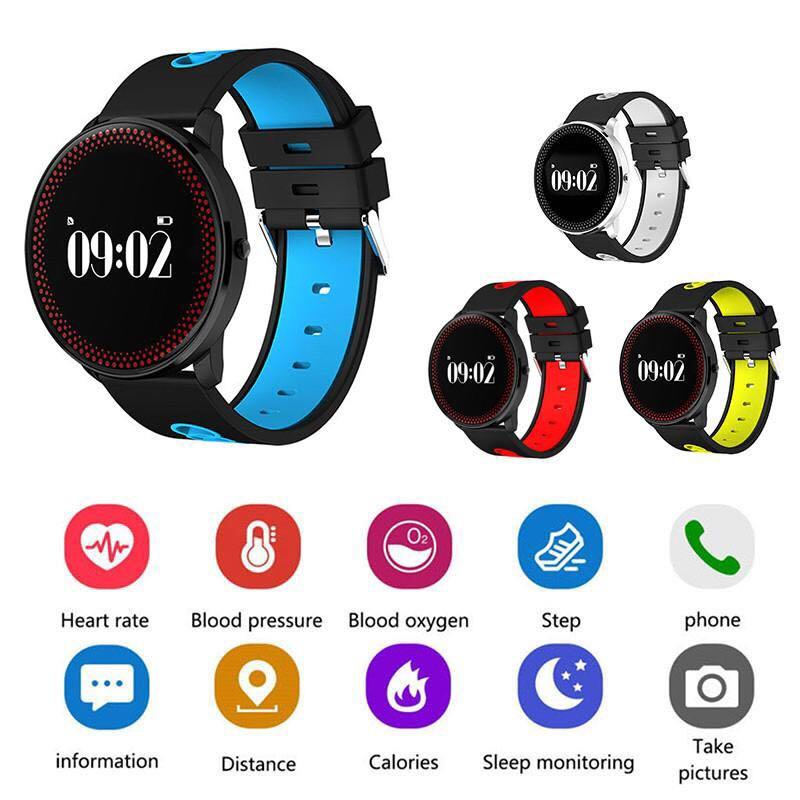 Smart Bluetooth Sports Bracelet for IOS and Android