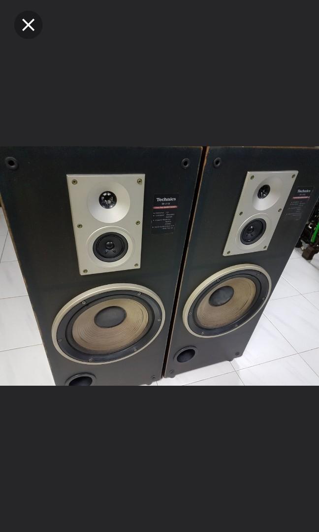 Speakers - Technics sb 2155