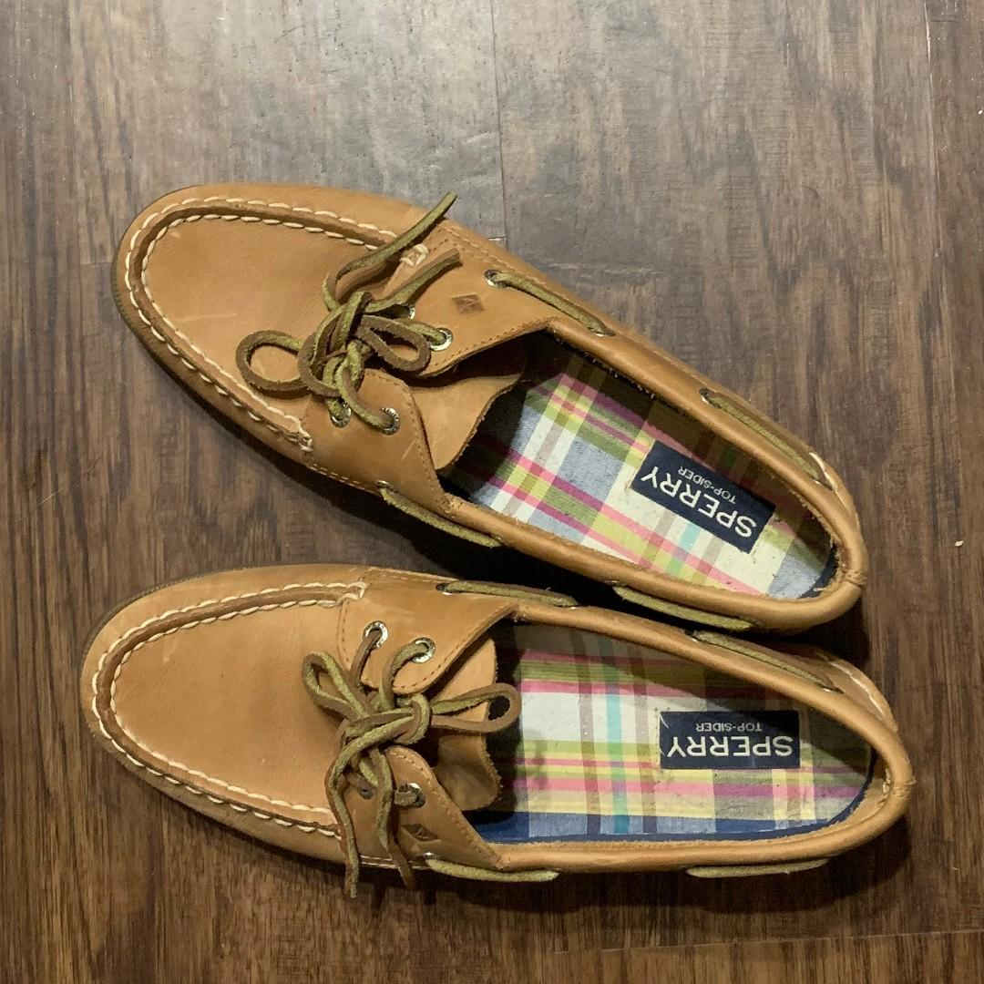 Sperry Authentic Original Boat Shoes - Never Worn! (Size 8.5)