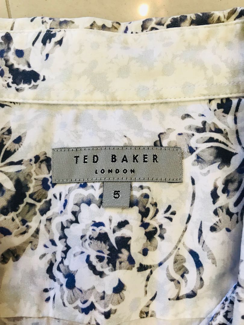 f17a179dc Ted Baker Men s shirt Size 5