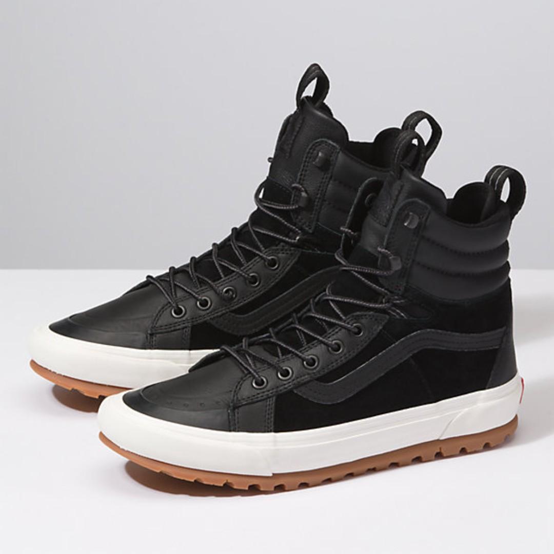 4b76e157c08fae Vans SK8-Hi MTE DX Boots – (MTE) Black Marshmallow