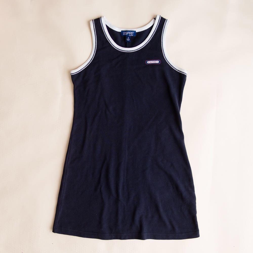 VINTAGE 90'S ESPRIT TENNIS DRESS