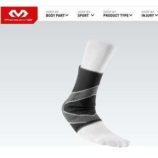美國 MC DAVID 護腳踭/ 護腳踝 Ankle Sleeve/4-Way Elastic