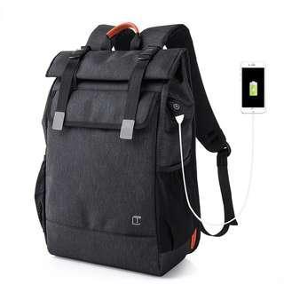 Fold Top Urban Backpack 40L