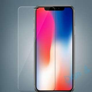 iPhone XR, XS and XS MAX tempered glass film 5.8/6.1/6.5 inch mobile phone protection film