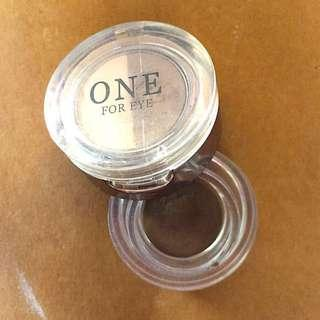 One for Eye: Eye Shadow & Eyeliner Gel