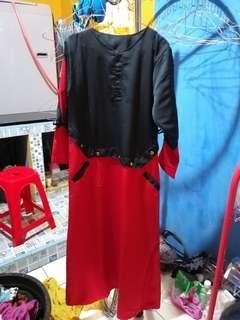Balotelly dress