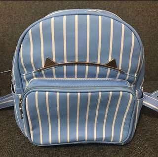 backpack ransel stripe
