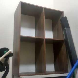 Book Shelf | 4 Compartments