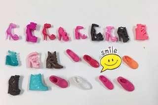 Barbie shoes clerance