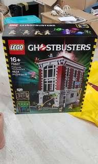 Lego Ghostbuster set
