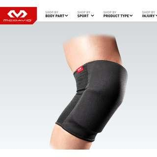 美國 MC DAVID 護膝 Knee/Elbow Pads/Pair