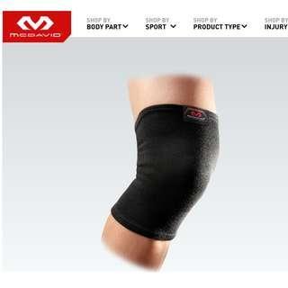 美國 MC DAVID 護膝 Knee Sleeve/Elastic