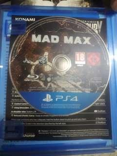 Ps4 need for speed + Mad Max for 80rm both (not each)