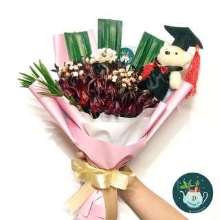 Ribena Graduation Bouquet
