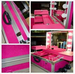 Beauty Case / Makeup Case / Koper Make up BIG SIZE