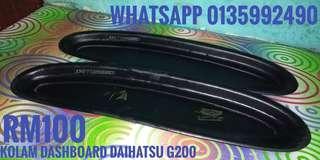 kolam dashboard daihatsu detomaso
