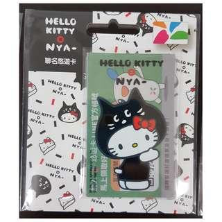 EASYCARD  全新 台灣 SANRIO HELLO KITTY X NYA 悠遊卡, $55(包平郵)