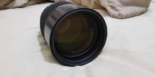 Nikon 135 F2D Defocus Control