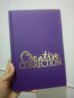 Creative corrections