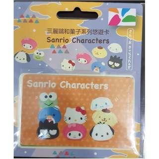EASYCARD 全新 台灣 SANRIO CHARACTERS 悠遊卡, $55 (包平郵)