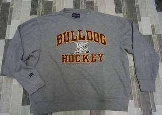NHL BULLDOG sweatshirt by Jansport