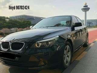 BMW 525/CNY Rental Promo