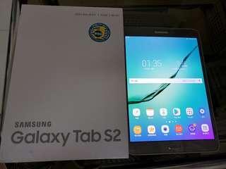 Samsung Galaxy Tab S2 8.0 T713 全套 ,已有保護贴,行保至19年7月,有單
