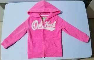 Oshkosh Hoodie Jacket