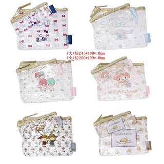 (訂購) Sanrio Hellokitty my melody littletwinstars gudetama 蛋黃哥 Cinnamoroll 玉桂狗 patty and jimmy items