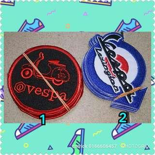 Patches Vespa