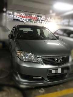 Toyota Daily Rental. 81450022. $60 cash drive off
