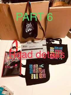Part 6 new cloth tote bag new document holder / laptop sleeve cover