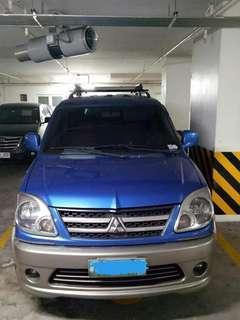 Mitsubishi Adventure (Blue)