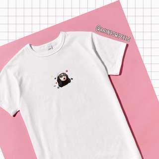 PO | Ratchet Teen Girl Tumblr Tee Black Vogue Vibes Tshirt