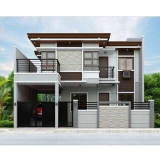Quezon City SINGLE DETACHED 4 Bedrooms House and Lot For Sale QC Brand New NEAR MINDANAO AVENUE Tandang Sora RFO Ready For Occupancy