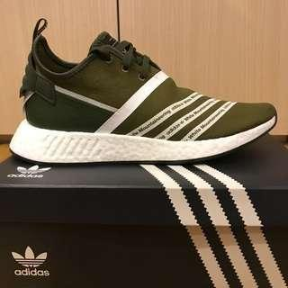 hot sale online fea61 b3798 Adidas Nmd White Mountaineering R2