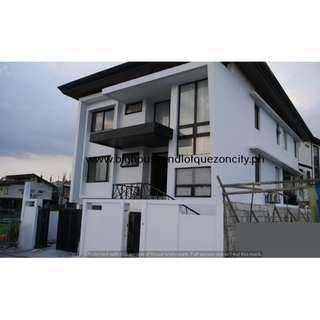 with SWIMMING POOL 7 BEDROOM Quezon City SINGLE DETACHED House and Lot QC For Sale Brand New Mansion Commonwealth Avenue