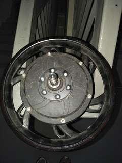36v stock dyu motor